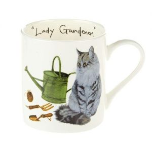 """At Home in the Country - A Carton of """"Lady Gardener"""" Mugs"""