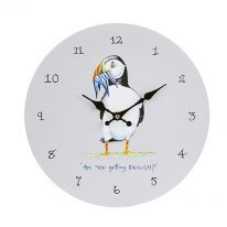 Are you Getting Enough? Wall Clock