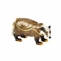 Badger Enamel Box