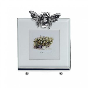 At Home in the Country - Bee Photo Frame