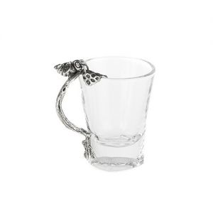 At Home in the Country - Bee Shot Glass