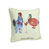 Birds Night Out! Cushion
