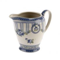 Blue Roses Cream Jug