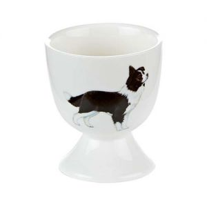 At Home in the Country - Border Collie Egg Cup