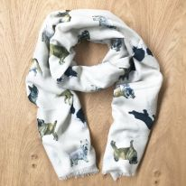 Doggie Lovers Scarf