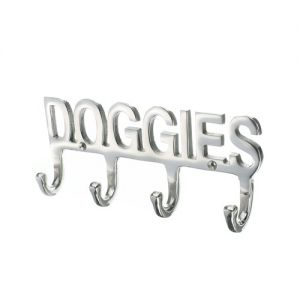 "At Home in the Country - ""Doggies"" Wallhook"