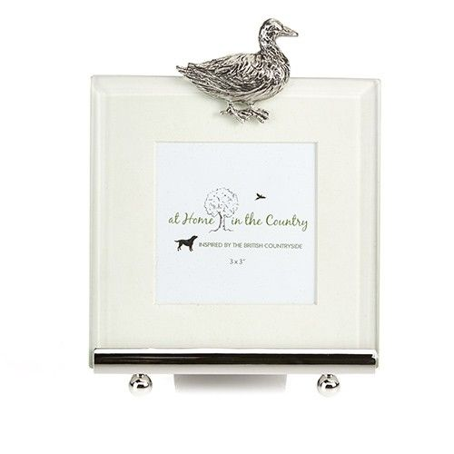 Duck Photo Frame | At Home in the Country