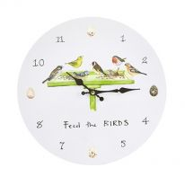 Feed the Birds Clock