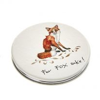 For Fox Sake! Compact Mirror