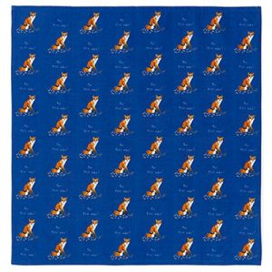 At Home in the Country - For Fox Sake! Handkerchief