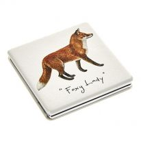 Foxy Lady Compact Mirror
