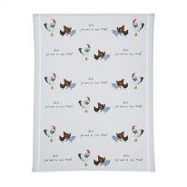 Girls Just Want to Have Fun! Tea Towel