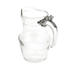 At Home in the Country - Glass Jug with Bee