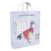 Glossy Finish Tote Bags