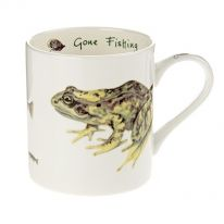 """Gone Fishing"" Mug"
