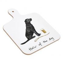 Hair of the Dog Mini Chopping Board