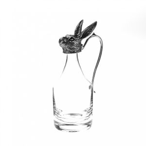 At Home in the Country - Hare Whisky Jug