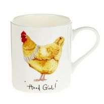 """Head Girl"" Fine Bone China Mug"