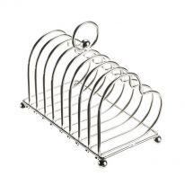 Heart Design Toast Rack