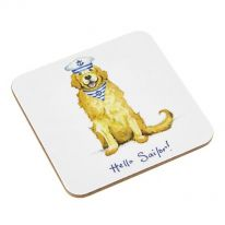 Hello Sailor! Coaster