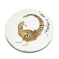 Her Ladyship Compact Mirror