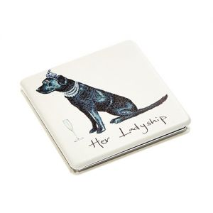At Home in the Country - Her Ladyship Compact Mirror