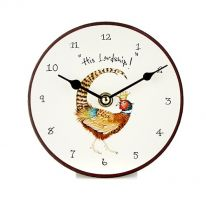 """His Lordship!"" Desk/Table Clock"