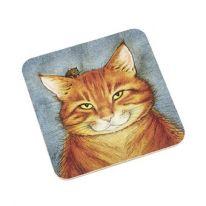 Jasper Cat Coaster