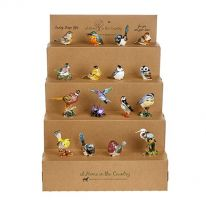 Jewelled Enamel Box Display Steps