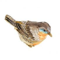 Jewelled Enamel Wren