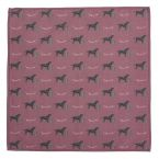 At Home in the Country - Labrador Handkerchief