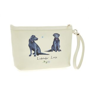 At Home in the Country - Labrador Love Make Up Bag