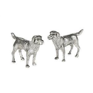 At Home in the Country - Labrador Salt and Pepper Set