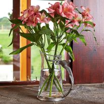 Makes a rather nice vase too!