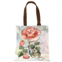 Last Rose of Summer Bag