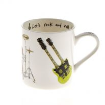 Lets Rock and Roll Mug