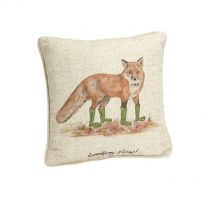 Looking Foxy ! Cushion