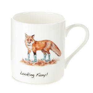 Looking Foxy ! Fine Bone China Mug