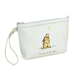 At Home in the Country - Love you to the Moon Make up Bag