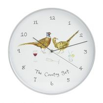 New Clocks with Frames and Glass Fronts