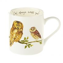 """Owl Always Love You!"" Mug"