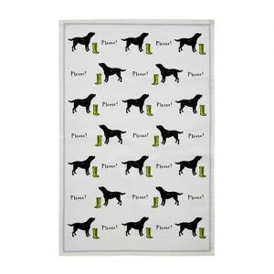 At Home in the Country - Please! Tea Towel