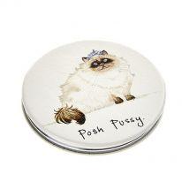 Posh Pussy Compact Mirror