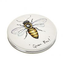 Queen Bee! Compact Mirror