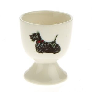 At Home in the Country - Scottie Egg Cup