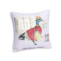 Shop Till You Quack! Cushion