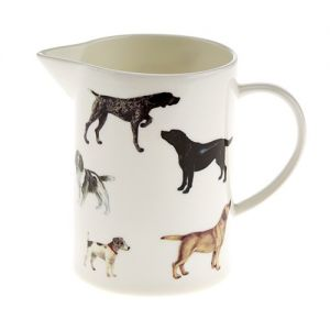 At Home in the Country - Sporting Dogs Jug