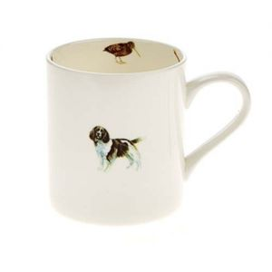 At Home in the Country - Springer Spaniel Mug