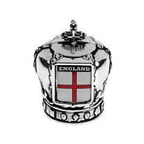 St George Flag on Crown Shaped Thimble