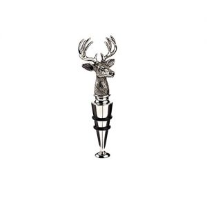 At Home in the Country - Stag Bottle Stopper
